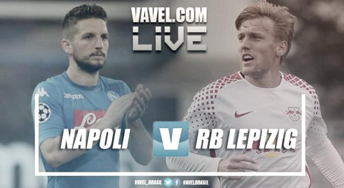 Resumen Napoli 1-3 Leipzig en UEFA Europa League 2018