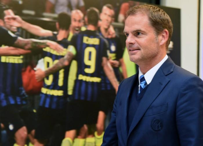 Inter, De Boer introduce la sfida con il Cagliari