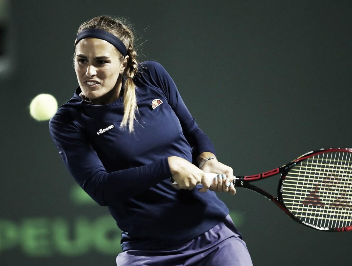 Puig conta com torcida para virada surpreendente sobre Wozniacki em Miami