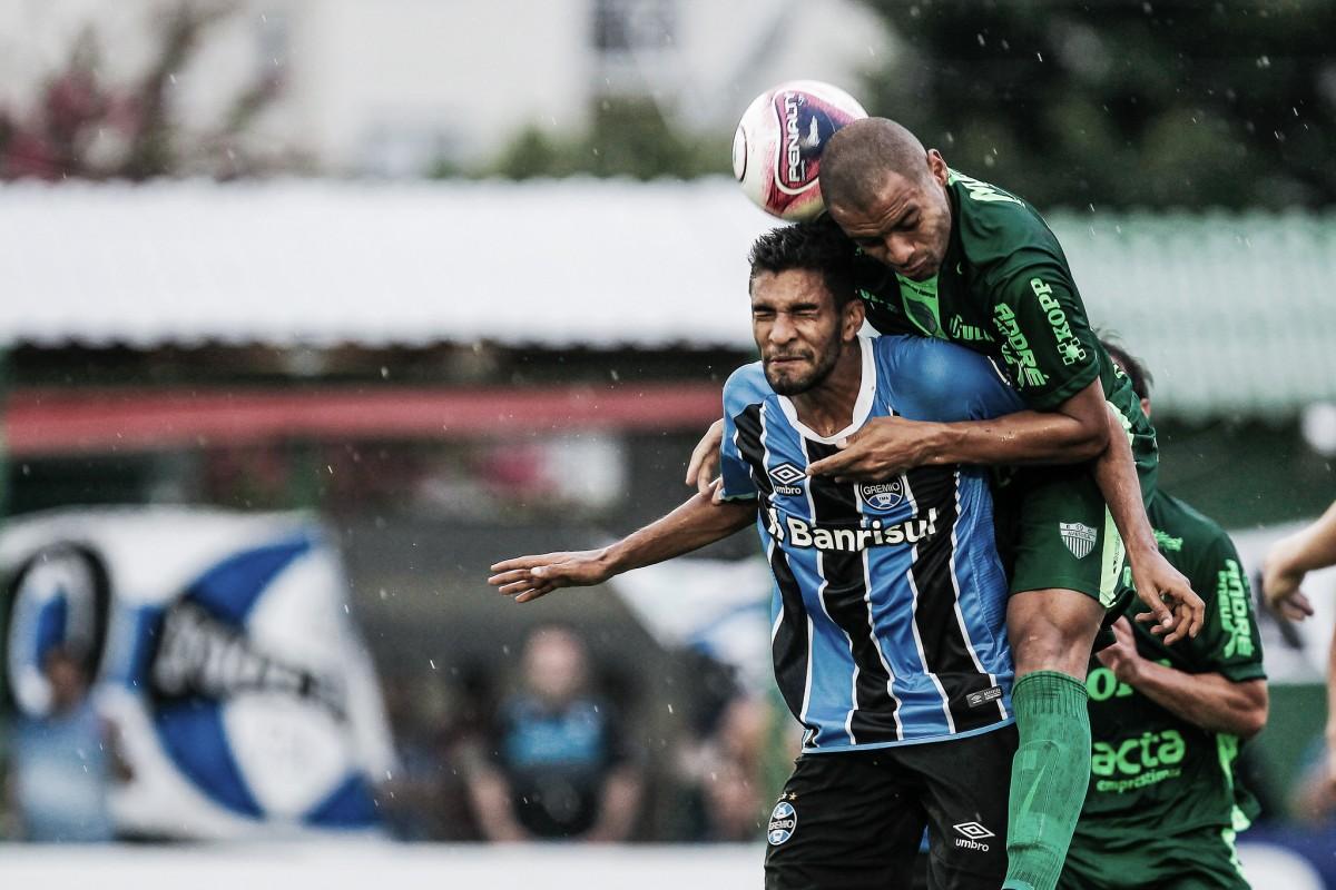 Avenida recebe Grêmio pela primeira partida da semifinal do Campeonato Gaúcho
