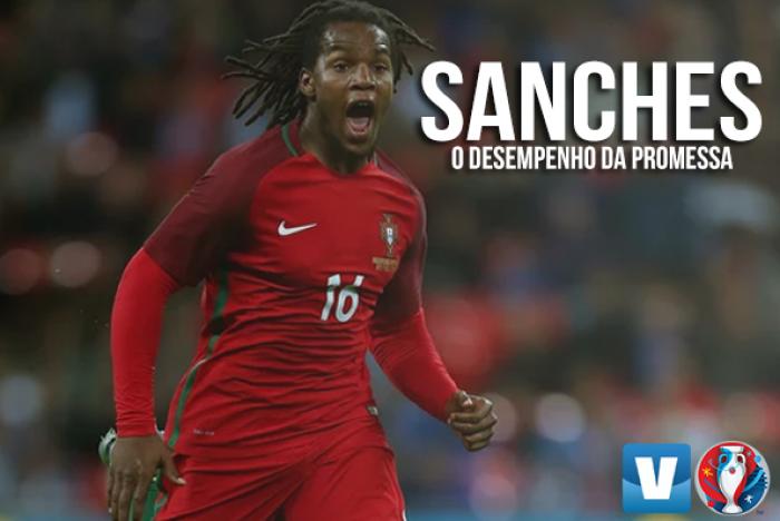 Sobrevivência de Portugal na Eurocopa passa pelos pés de Renato Sanches