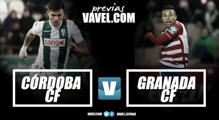 Previa Córdoba CF - Granada CF