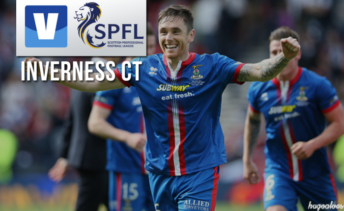 Guia VAVEL SPL 2016/2017: Inverness Caledonian Thistle FC