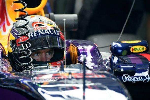"""Sebastian Vettel: """"Estamos aquí para luchar"""""""