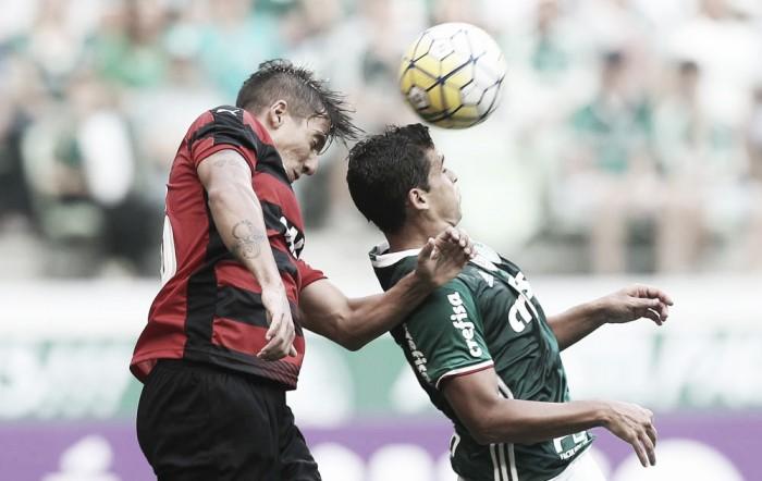 Palmeiras e Vitória se enfrentam buscando recuperação no Brasileiro