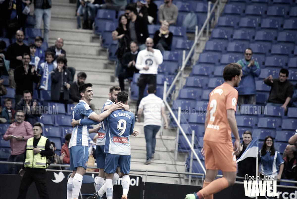 El Espanyol, ante la posibilidad de conseguir la mejor racha de victorias de su temporada