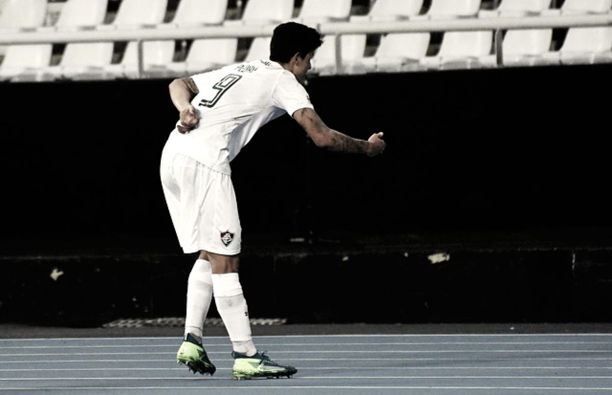 """Pedro comenta sobre os elogios de Abel Braga: """"Trabalho para dar meu melhor"""""""