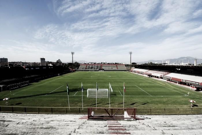 Sem poder mandar jogos no Edson Passos em agosto, Flu adia jogo contra Figueirense para setembro