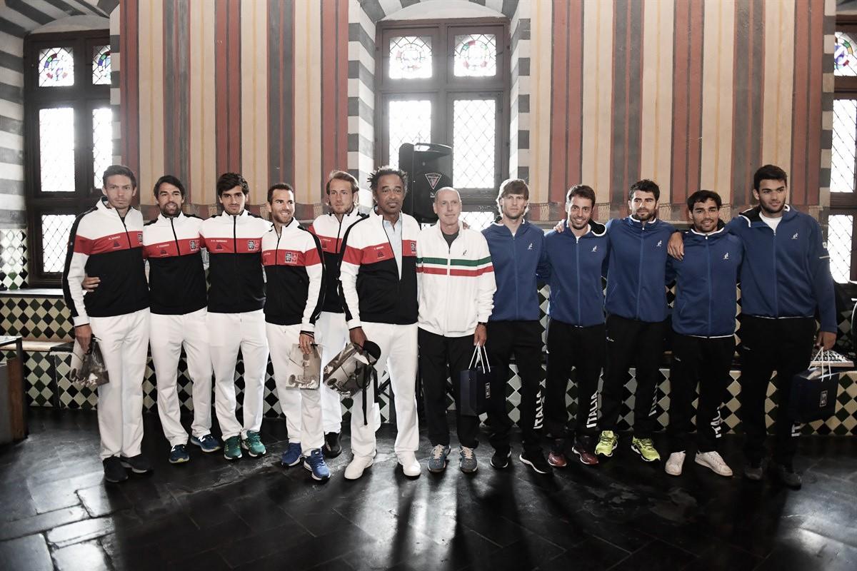 Previa Italia - Francia: las semifinales pasan por Génova