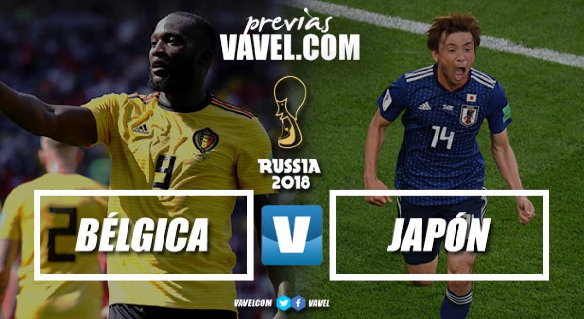 Previa Bélgica - Japón: los Diablos no quieren otra sorpresa en el certamen