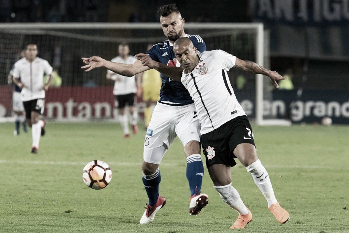 """Emerson Sheik valoriza postura do Corinthians em empate: """"Certeza que pode chegar longe"""""""