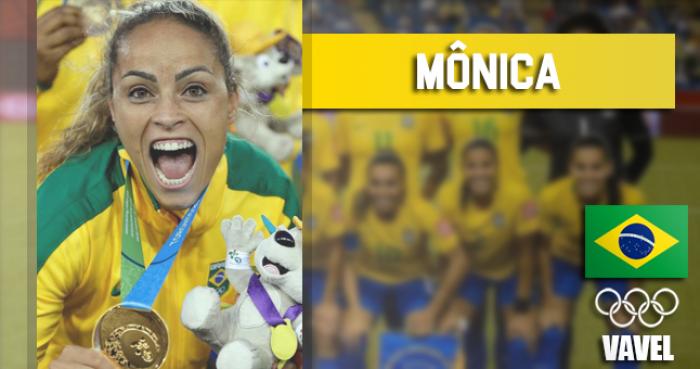 Rumo à Olimpíada: Mônica Alves, zagueira do Orlando Pride