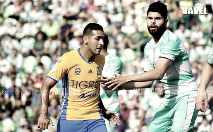 Tigres vs Santos, 13 de enero, En Vivo — Liga Mx
