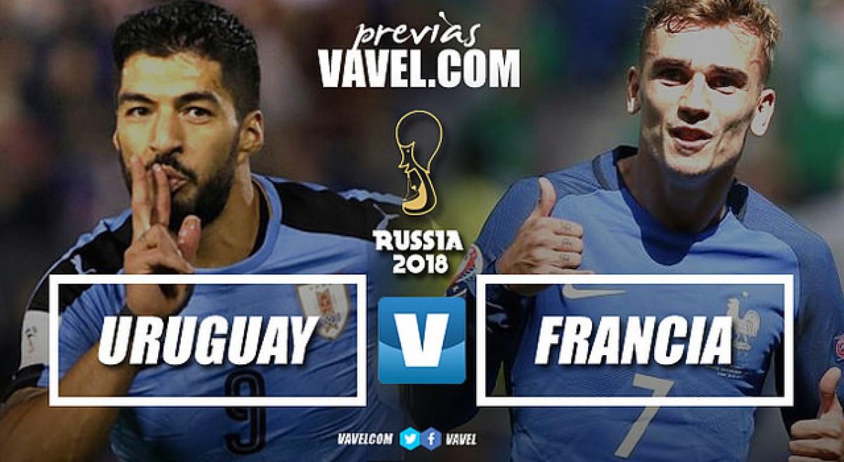 Previa Uruguay-Francia: la hora de la verdad
