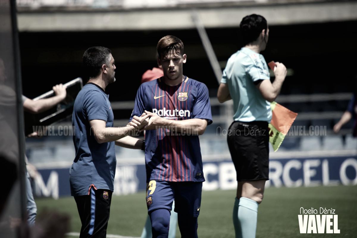 """Carles Pérez: """"Me he dejado guiar por el trato del nuevo entrenador"""""""
