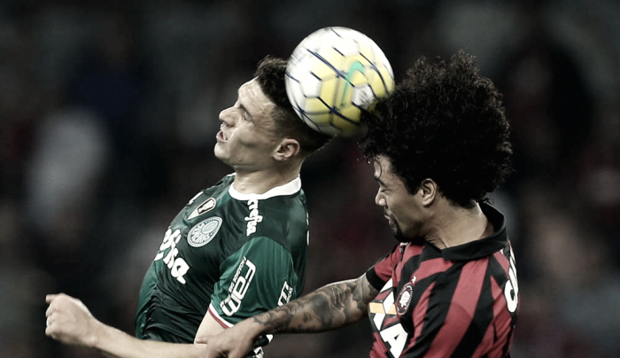 Com retorno de Moisés, Palmeiras busca quarta vitória seguida diante do Atlético-PR