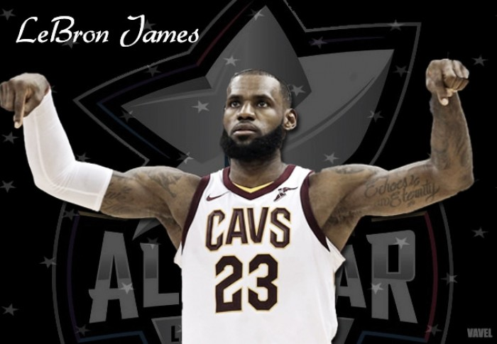 Guía NBA VAVEL All-Star 2018: LeBron James, de rey a capitán