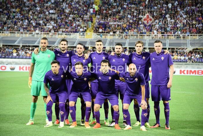 Fiorentina 2016/2017: asegurar Europa y soñar con la Champions