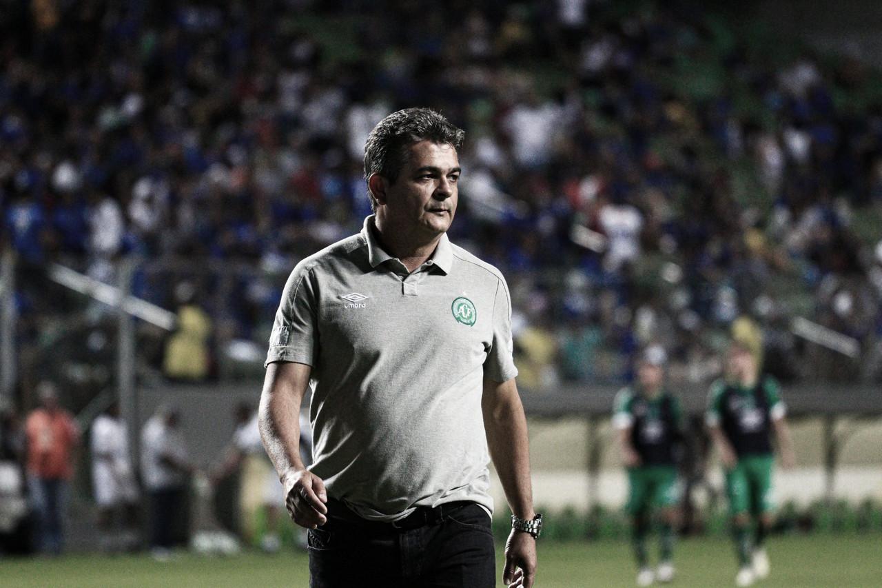"""Ney Franco elogia desempenho de equipe em vitória sobre o Cruzeiro """"Estratégia positiva de jogo"""""""