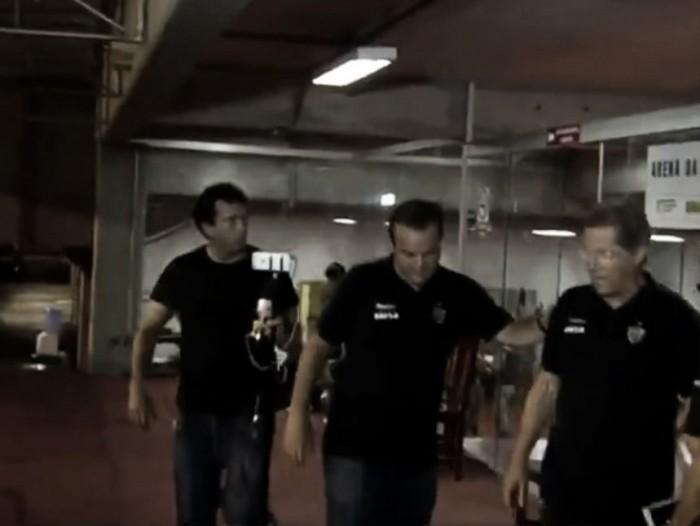 Atlético-MG libera entrada de repórter na Cidade do Galo após incidente com Oswaldo de Oliveira