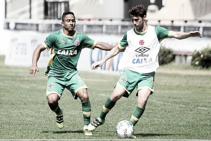 Após descanso, Vasco inicia returno da Série B diante do Sampaio Corrêa