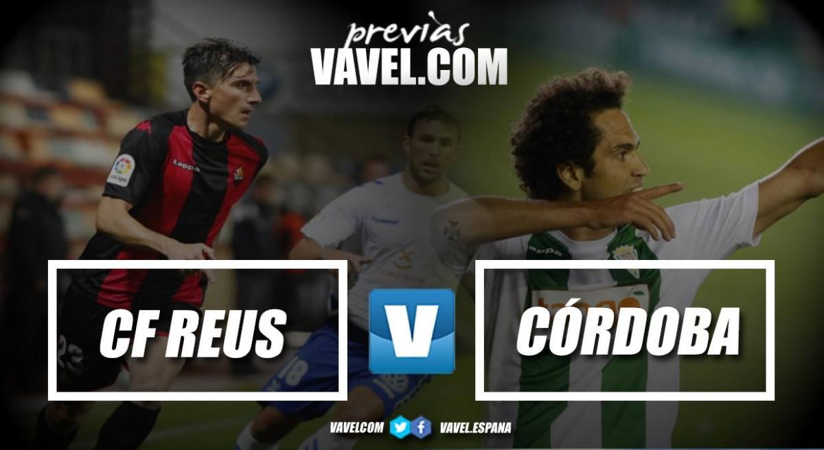 Previa Reus Deportiu – Córdoba CF: tres puntos que pueden decidir un descenso