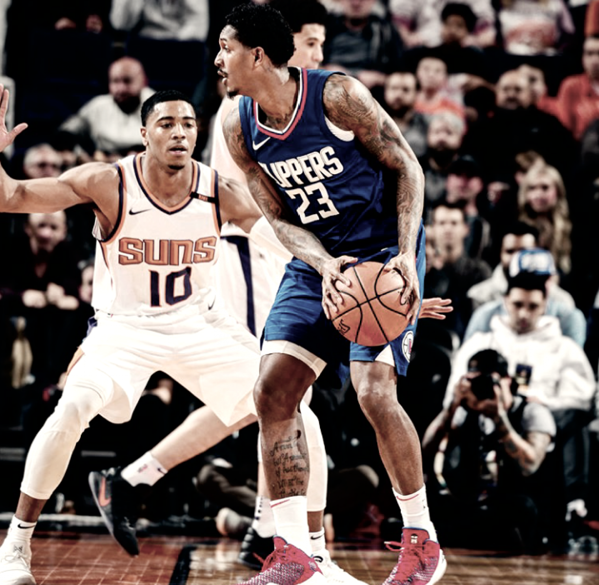 Los Clippers aniquilan a Suns
