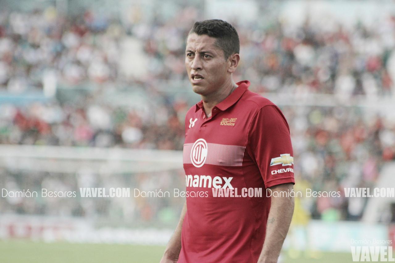 Carlos Esquivel regresa a Toluca