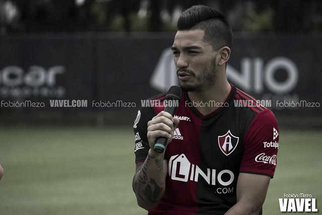 """Lorenzo Reyes: """"Se debe demostrar que queremos ganar en la cancha"""""""