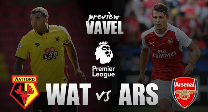Previa Watford-Arsenal: con la presión en la nuca