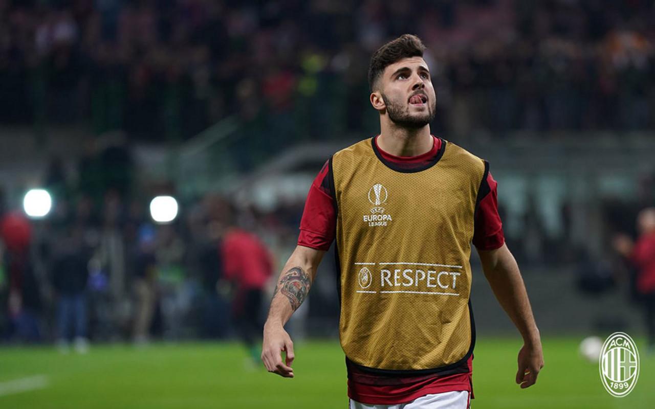Milan, le parole di Cutrone
