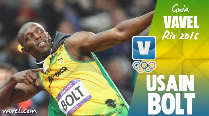 Rio 2016: Usain Bolt, o maior velocista de todos os tempos
