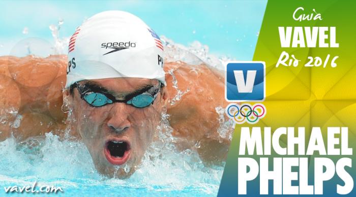 Rio 2016: Michael Phelps, o maior medalhista olímpico da história
