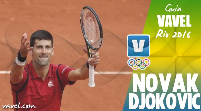 Rio 2016: Novak Djokovic, o tenista número 1 do mundo em busca do ouro inédito
