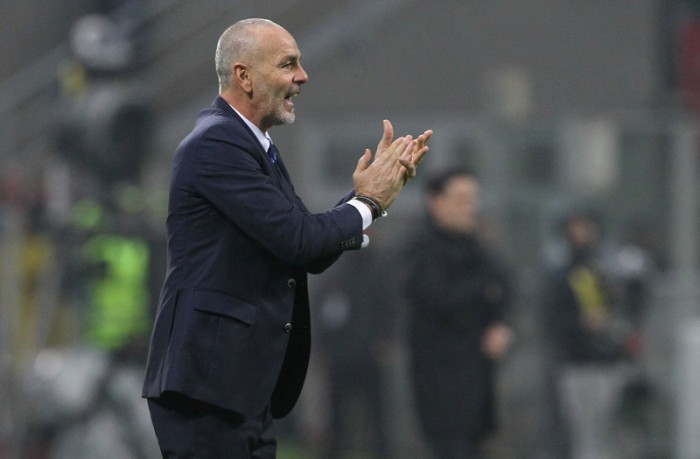 Inter, le parole di Pioli nel post Derby