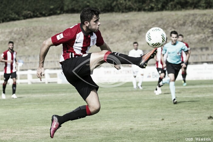 Quinto empate del Bilbao Athletic