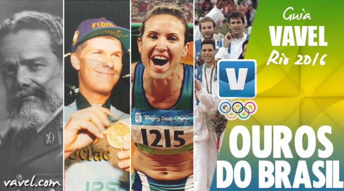 Ouro Olímpico: relembre todas as conquistas do Brasil na história dos Jogos