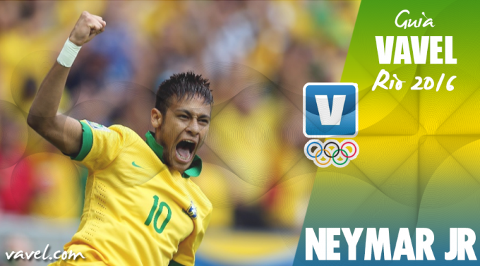 Rio 2016: Neymar, a esperança do Brasil para conquistar a sonhada medalha de ouro