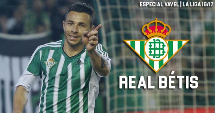 Especiais La Liga 2016/17 Real Betis: estabilidade na elite