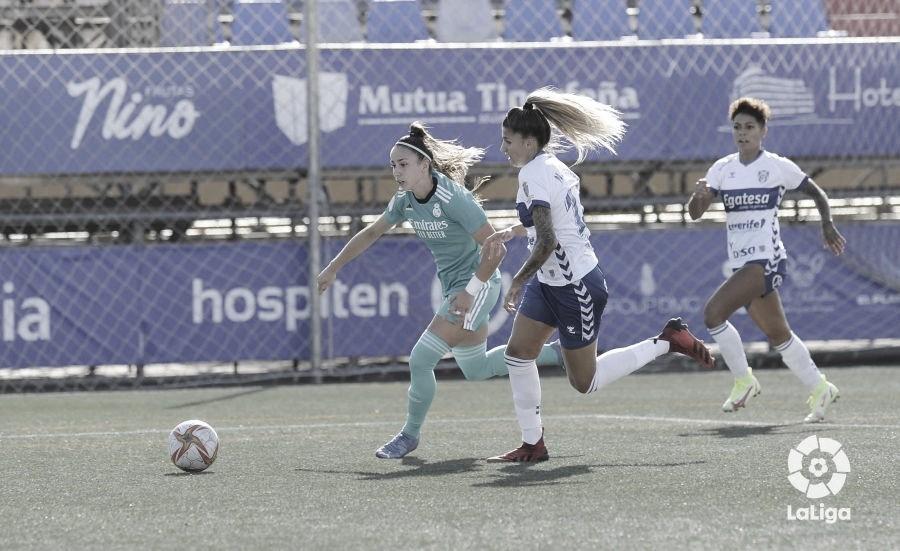 Primer punto de la temporada para el Real Madrid Femenino