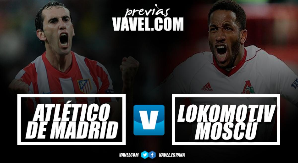 Europa League - Atletico, la corsa continua: il prossimo ostacolo è il Lokomotiv