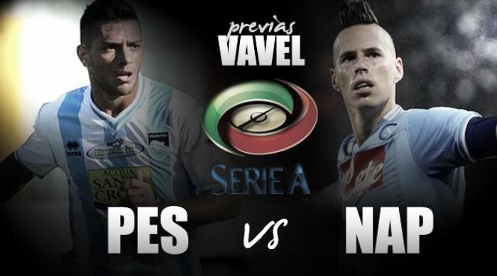 Mertens acude al rescate del Napoli en Pescara