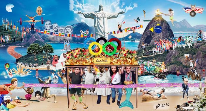 Jogos Olímpicos Rio 2016 na #VAVELnaRio16