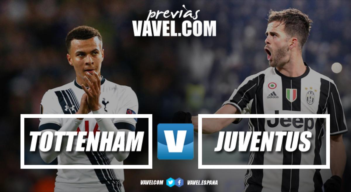 Previa Tottenham vs Juventus: Todo se decide en Wembley