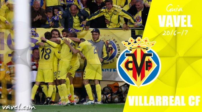 Villarreal CF16/17: doble desafío