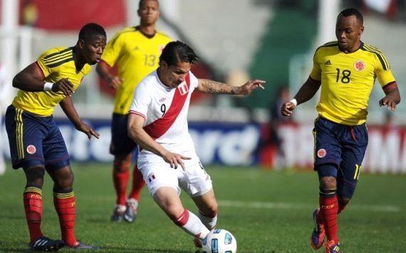 Resultado Colombia - Perú en las Eliminatorias a Brasil 2014 (2-0)