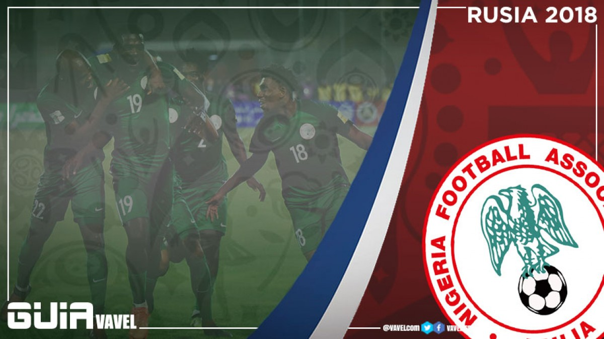 Guía selección nigeriana 2018: un país que busca volar alto