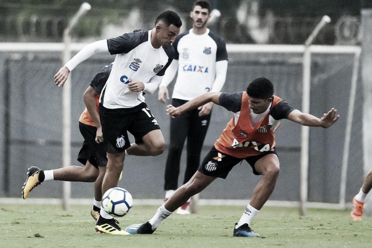 Em boa fase no meio de campo, Jair destaca trabalho feito por Renato e Diego Pituca