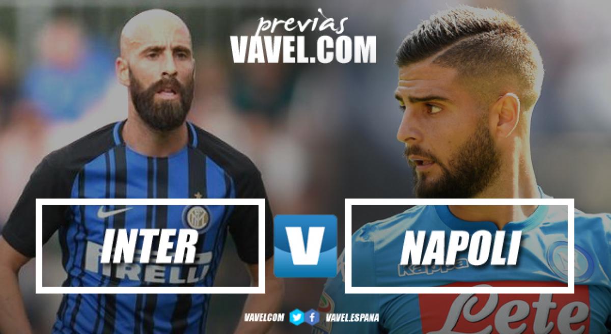 Inter-Napoli, l'angolo tattico