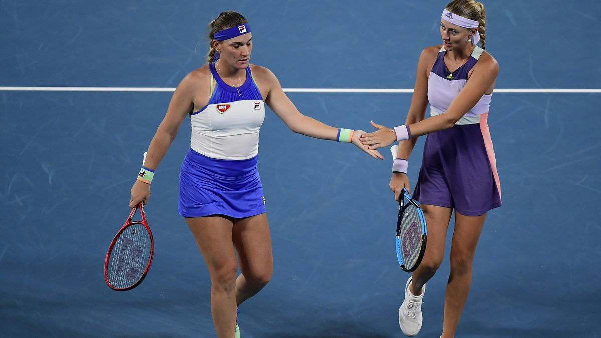 US Open: Timea Babos and Kristina Mladenovic withdrawn from doubles
